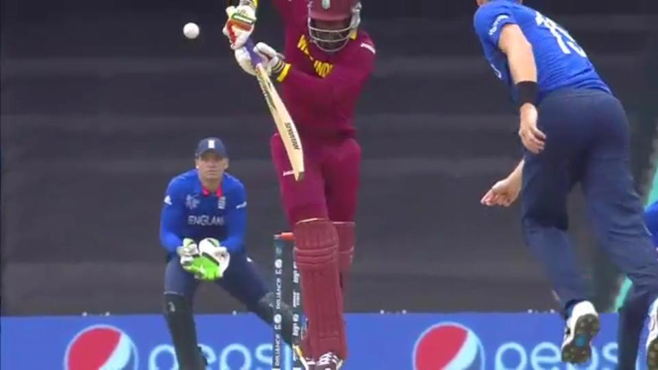 England v West Indies - highlights