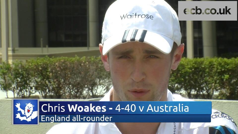 Chris Woakes confident England can bounce back