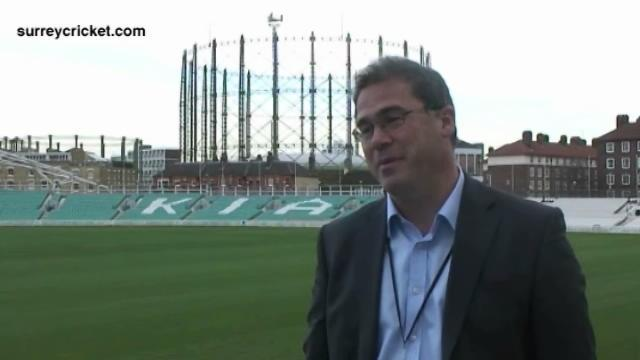 Kia Oval ODI time changed