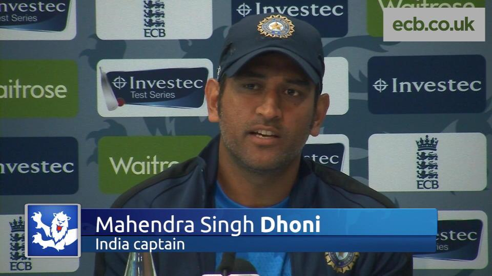 Dhoni says Lord's is 'special'