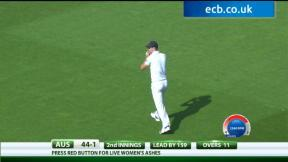 England v Australia - 5th Investec Ashes Test highlights, Day 5 PM