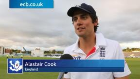 We're going for 4-0 says Cook