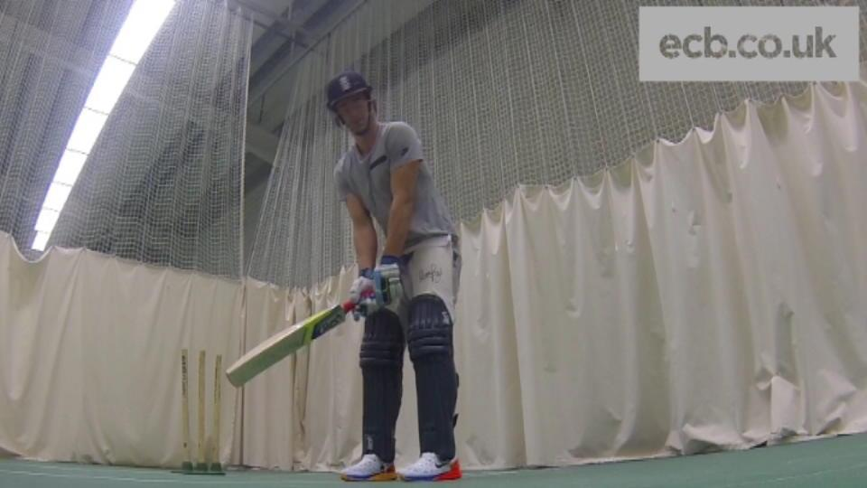 GoPro footage of Joe Hart in the nets