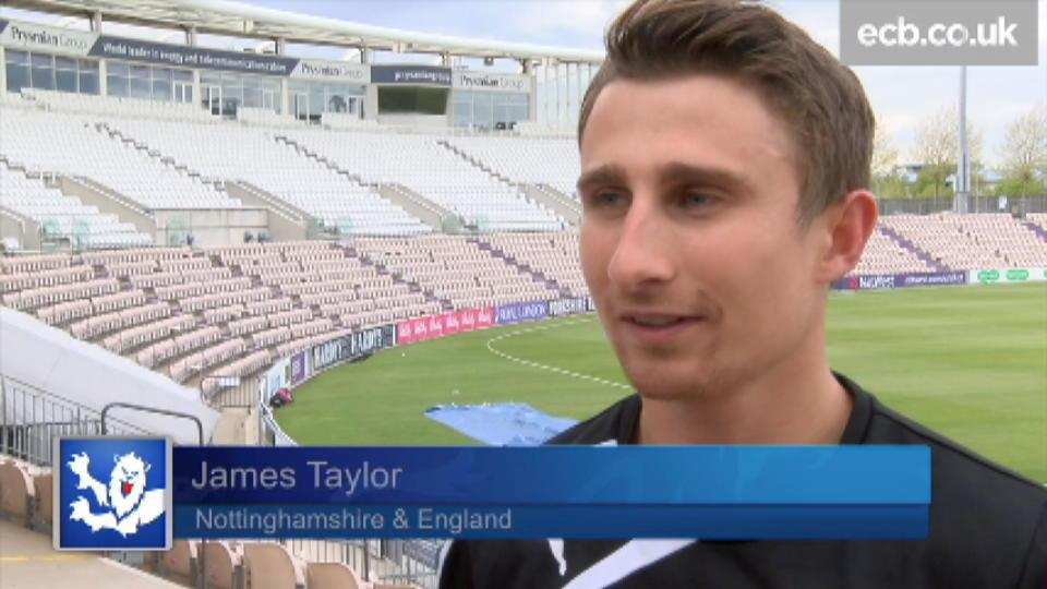 England captaincy is a real treat - Taylor