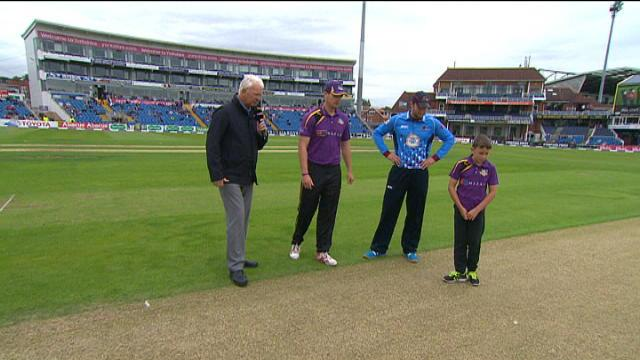 Yorkshire v Northamptonshire - Royal London One Day Cup