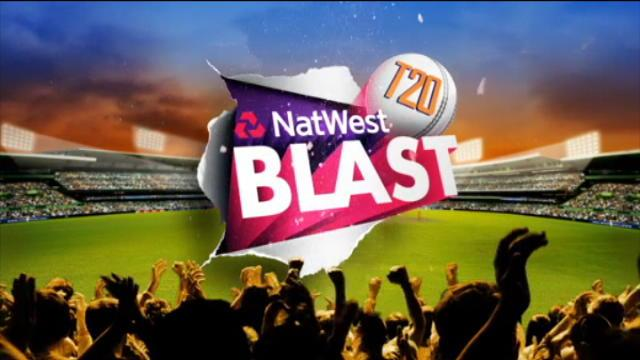 MIddlesex v Surrey - Natwest T20 Blast, Middlesex Innings