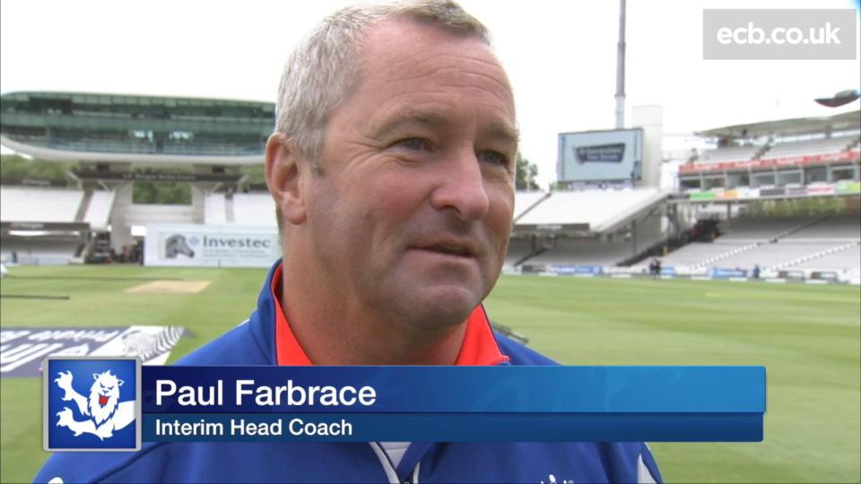 Farbrace hails 'brilliant victory'