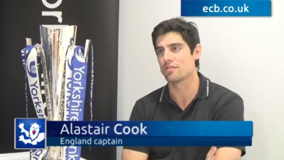 Cook looks ahead to New Zealand