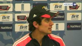 Cook hails performance