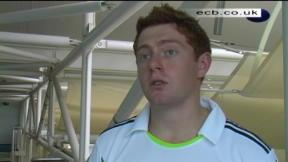 Bairstow gets into the groove