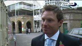 Bell relishing Ashes trip
