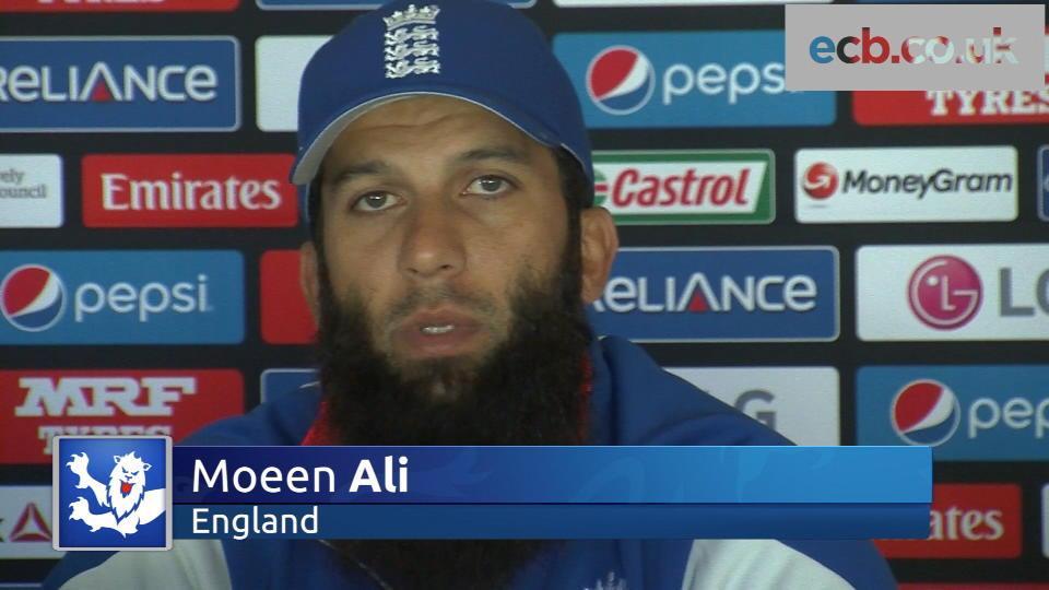 Moeen Ali wants England response