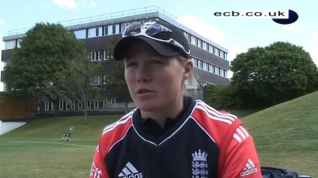 Sprouts of hope for Shrubsole