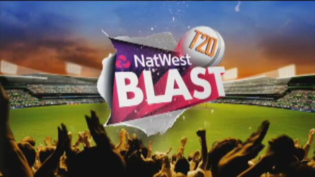 Middlesex v Sussex - NatWest T20 Blast, Middlesex Innings