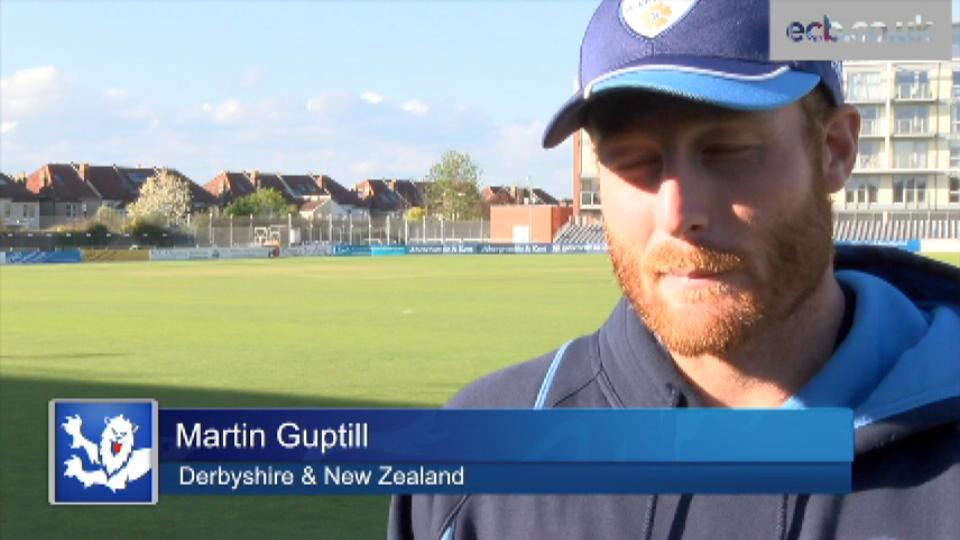 Guptill on another double ton