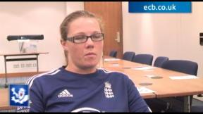 Shrubsole comfortable with key role