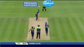 Hampshire v Essex, FP t20 semi-final