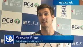 Finn predicts Middlesex push
