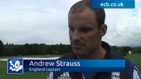Andrew Strauss exclusive