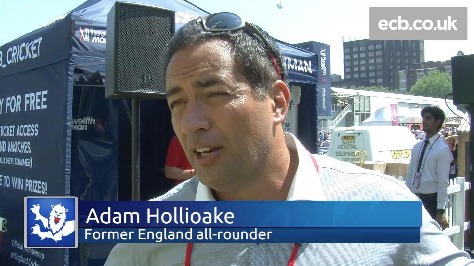 Holliaoke on Test, Lord's and Stokes