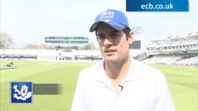 Alastair Cook exclusive on Lord's win