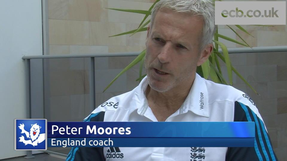 Peter Moores delighted with strong team unity