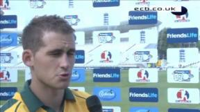 Hales keeps Notts motoring