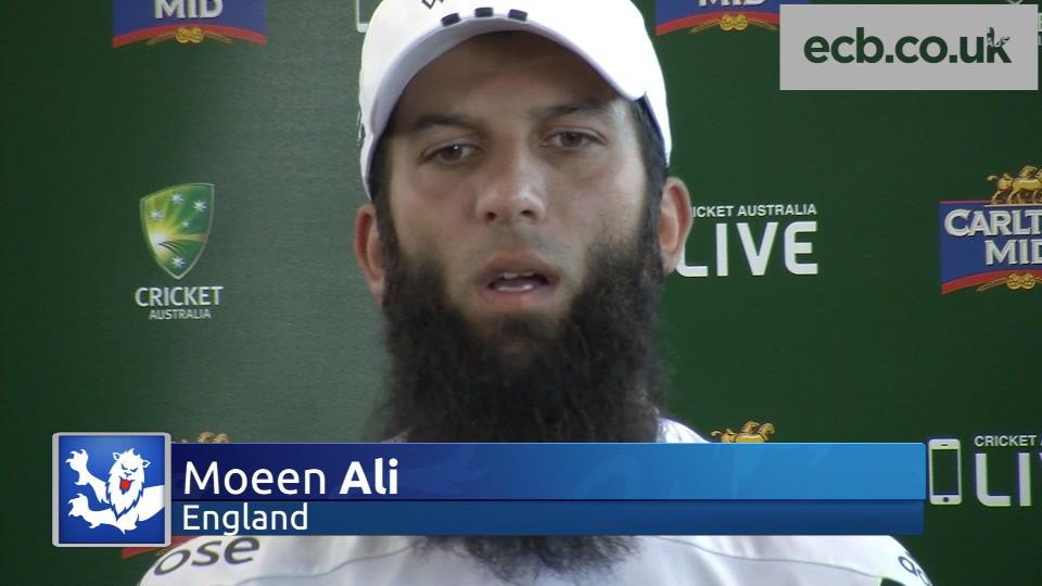 I want to play attacking cricket - Moeen Ali