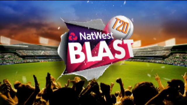 Birmingham Bears v Surrey - NatWest T20 Blast, Surrey Innings