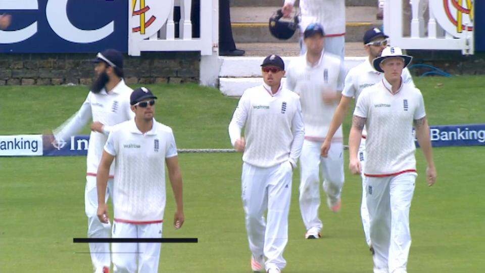 Highlights - England v New Zealand, Day 3