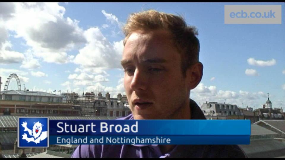 Broad targets Test return