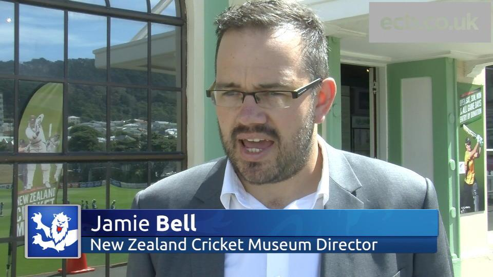 W.G.Grace celebrated in New Zealand museum