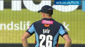 FL t20 Final - Yorkshire v Hampshire - highlights