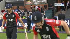 NatWest International T20 - Old Trafford - England Innings