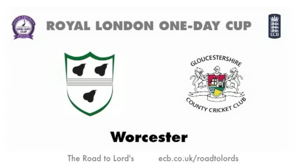 Worcestershire v Gloucestershire