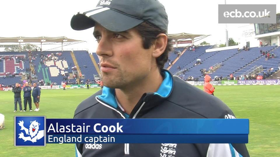 England can bounce back - Cook