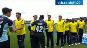 Hampshire Royals v Surrey - Highlights