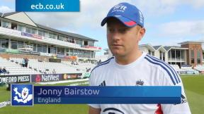 Bairstow learning all the time