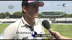 Dexter delight after Derby win
