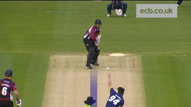 Glamorgan v Somerset - Natwest T20 Blast, Somerset Innings