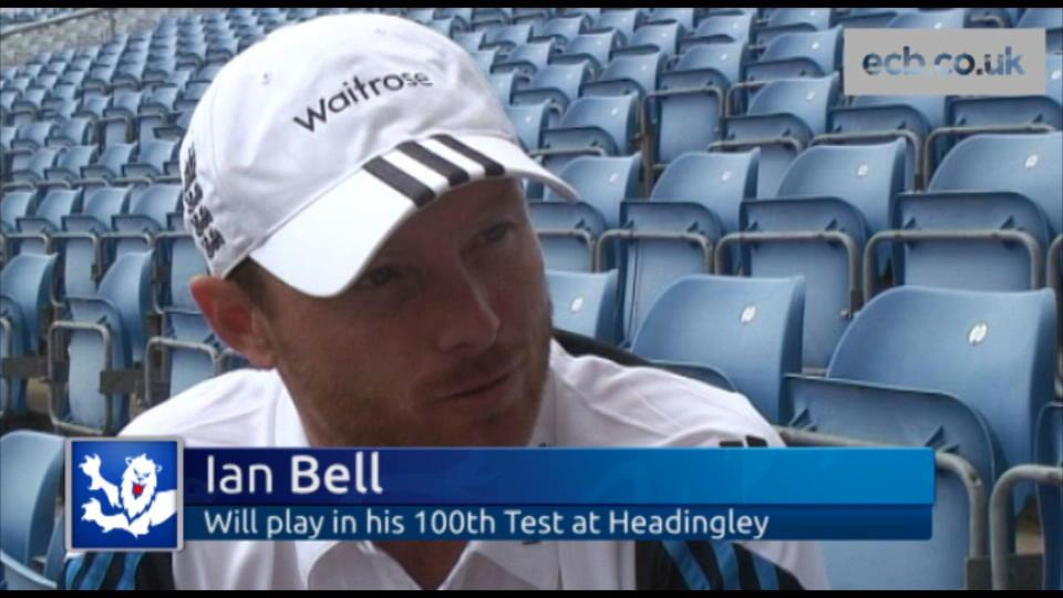 Exclusive interview with Ian Bell