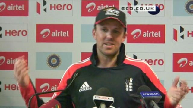 Swann draws line under ODI series
