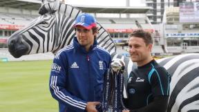 Cook expects another tough series