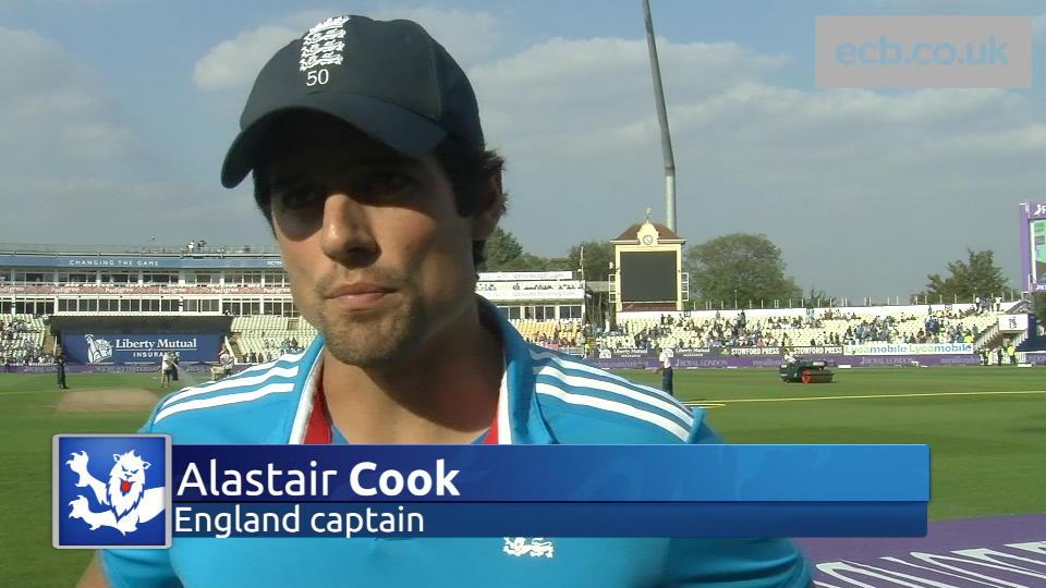 Cook targets change in ODI fortune