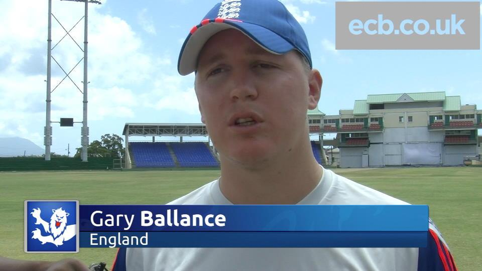 Ballance keen to build on start