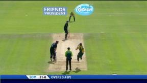 Somerset v Nottinghamshire, FP t20 semi-final
