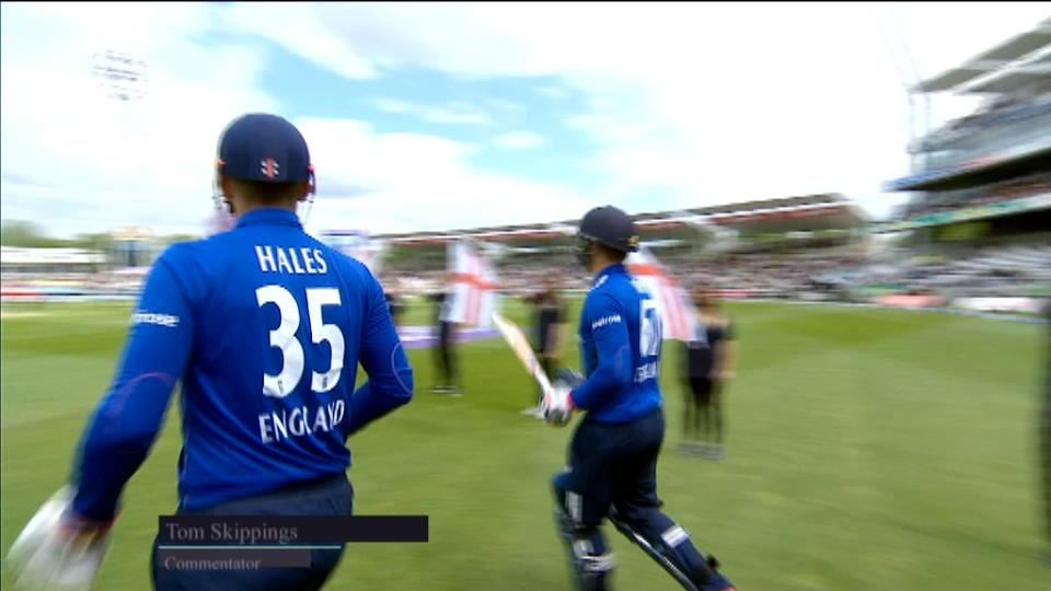 England v New Zealand - Edgbaston ODI