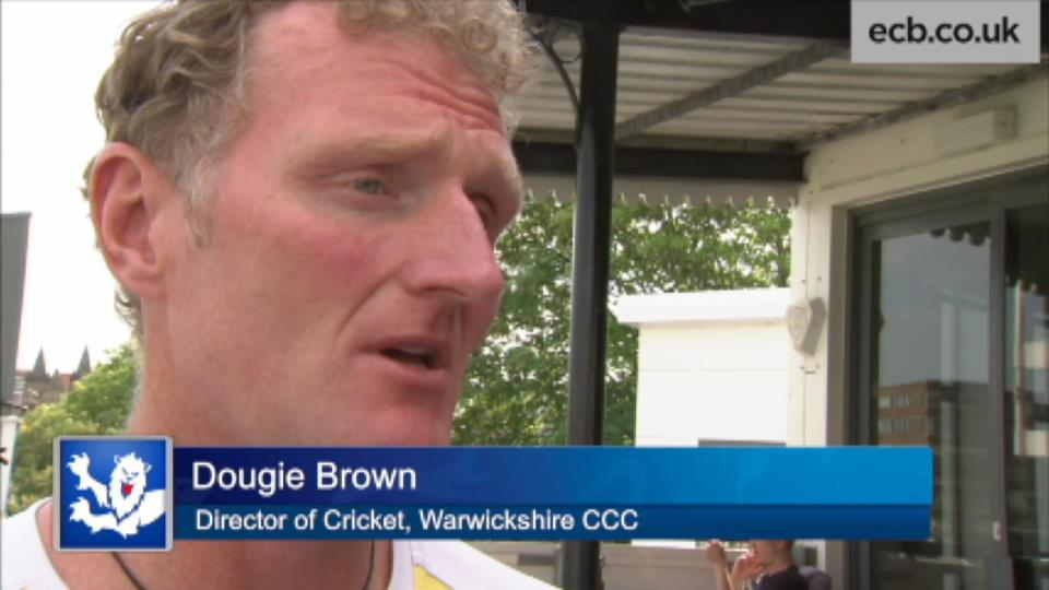 Brown reflects on a very tight loss