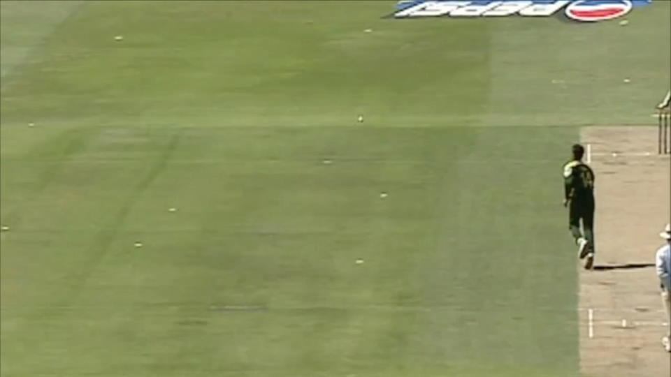 England v Pakistan - 2003 World Cup highlights