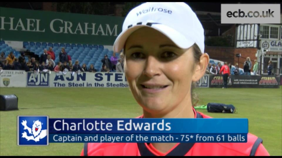 Edwards delighted as England wrap up series